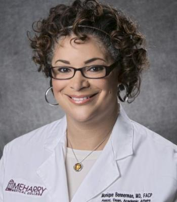 Monique Forskin-Bennerman, MD, F.A.C.P.