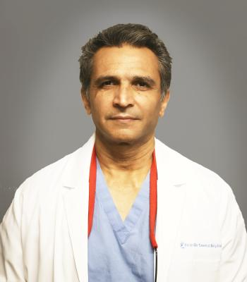 Farid Thanawalla, MBBS, MD, CAQ