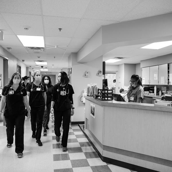Nashville General Hospital ER Nurses