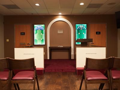 Nashville General Hospital Chapel